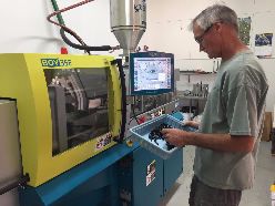 Injection Molding - AccuFab San Diego